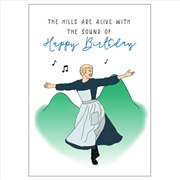 Sound Of Music Birthday | Merchandise