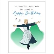 Sound Of Music Birthday | Merchandise