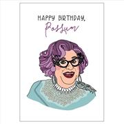Dame Edna Birthday
