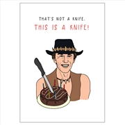 Crocodile Dundee Birthday | Merchandise