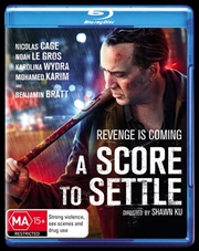 A Score To Settle | Blu-ray