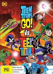 Teen Titans Go - Vs Teen Titans | DVD