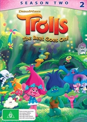 Trolls - The Beat Goes On - Season 2 | DVD