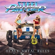 Heavy Metal Rules | CD