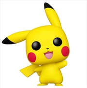 Pokemon - Pikachu wave Pop! Vinyl [RS] | Pop Vinyl