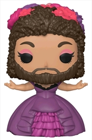 Greatest Showman - Bearded Lady Pop! Vinyl | Pop Vinyl