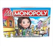 Ms Monopoly | Merchandise