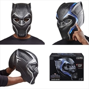 Marvel Black Panther Legends Helmet | Collectable