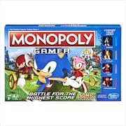 Monopoly - Sonic Gamer | Merchandise