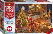 Night Before Christmas - Classic 1000 Piece Puzzle