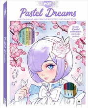 Pop Colour: Pastel Dreams Kit | Hardback Book