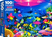 100-Piece Children's Jigsaw with Treatments: Reef | Merchandise