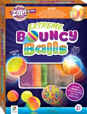 Zap! Extra: Extreme Bouncy Balls