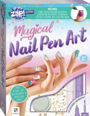 Zap! Extra: Magical Nail Art