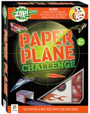 Zap! Extra Complete Paper Plane Challenge (2019 Ed)