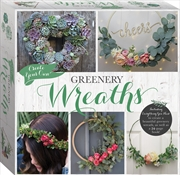 Create Your Own Greenery Wreath Kit (tuck box) | Merchandise