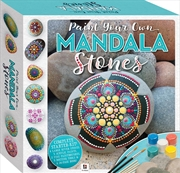 Paint Your Own Mandala Stones Small Kit | Merchandise
