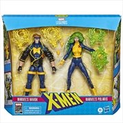 Marvel Legends Fan Channel Exclusive X-Men (2 Pack)  Action Figure | Merchandise