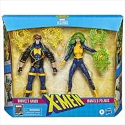 Marvel Legends Fan Channel Exclusive X-Men (2 Pack)  Action Figure | Merchandise