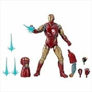 Avengers Endgame Marvel Legends Thor Series Iron Man Mark LXXXV Action Figure | Merchandise