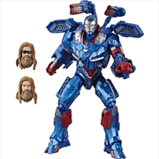 Marvel Legends Avengers 4 Iron Patriot Figurine | Merchandise