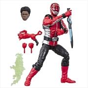 Power Rangers Beast Morphers Lightning Collection Red Ranger Action Figure [Version 2] | Merchandise
