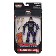 Marvel Legends Deadpool 2 Paladin 6 Inch Figurine | Merchandise