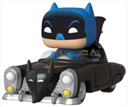Batman - Batmobile 1950 Metallic 80th Anniversary US Exclusive Pop! Ride [RS] | Pop Vinyl
