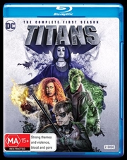 Titans - Season 1 | Blu-ray