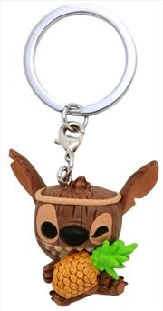 Lilo & Stitch - Tiki Stitch Scented US Exclusive Pop! Keychain [RS]