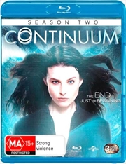 Continuum - Series 2 | Blu-ray