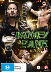WWE - Money In The Bank 2016 | DVD