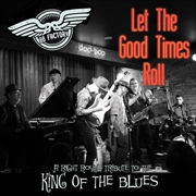 Let The Good Times Roll - A Right Royal Tribute To The King Of The Blues | CD