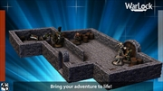 WarLock Tiles - Dungeon Tiles Starter Set | Merchandise