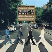 Beatles Collectors Edition 2020 Calendar - Official Square Wall Format Calendar with Record Sleeve C | Merchandise