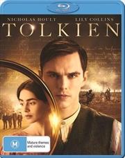 Tolkien | Blu-ray