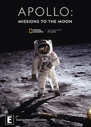 Apollo - Missions To The Moon | DVD
