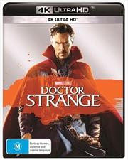 Doctor Strange | UHD