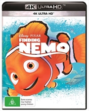 Finding Nemo | UHD