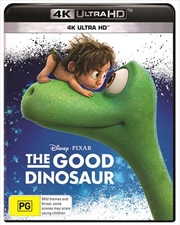 Good Dinosaur | UHD, The