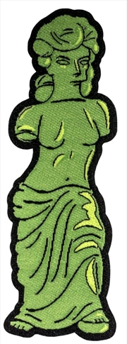 The Simpsons - Gummi Venus de Milo Patch | Merchandise