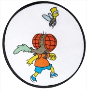 Simpsons - Bart Fly Patch Set | Merchandise