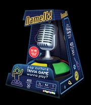 Name It - Pop Culture Audio Trivia Game | Merchandise