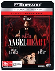 Angel Heart | Blu-ray + UHD