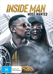 Inside Man - Most Wanted | DVD