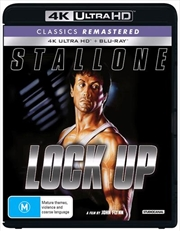 Lock Up | Blu-ray + UHD