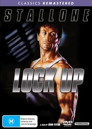 Lock Up | DVD