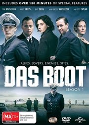 Das Boot - Season 1 | DVD