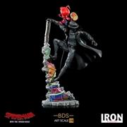 Spider-Man: Into the SpiderVerse - Noir & Spider-Ham BDS 1:10 Scale Statue | Merchandise