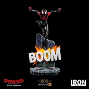 Spider-Man: Into the SpiderVerse - Miles Morales BDS 1:10 Scale Statue | Merchandise